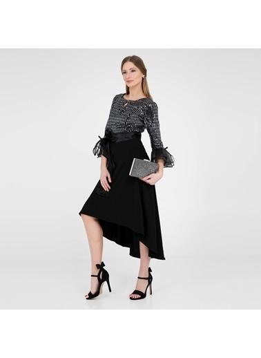 Trend Elbise Gümüş